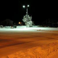 Февраль 2012. Часный сектор, Белоярский