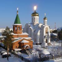 Церковь в Белоярском, Белоярский