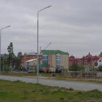 Вид на город. 1.09.12, Белоярский
