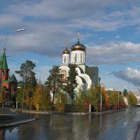 Храм после обновления, Белоярский
