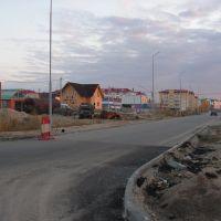 С новой объездной в 6 мкр, Белоярский