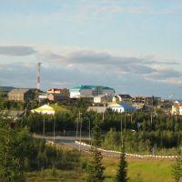 июль 2008, Аксарка