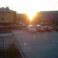 июнь 2011, 3 часа ночи, Аксарка