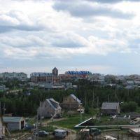 2008r., Аксарка