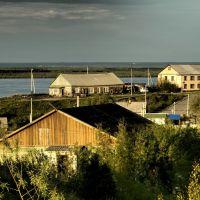 Serhat Karamuk Aksarka Акса́рка посёлок, центр Приуральского районаYamalo-Nenets Autonomous Okrug Priuralsky District, Аксарка