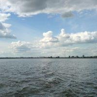Армизон с озера, Армизонское
