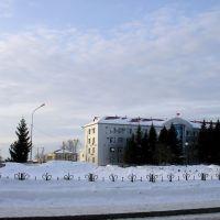 Администрация, Аромашево