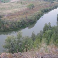Ишим с Кучум горы, Большое Сорокино