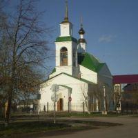 Церковь, Большое Сорокино
