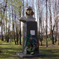 Памятник А.В. Семакову  (герою гражданской войны), Вагай