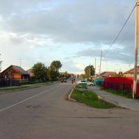 ул. Ленина (в сторону центра), Вагай