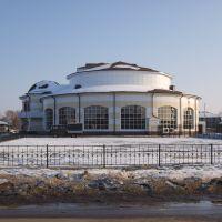Новый Дворец культуры, Вагай
