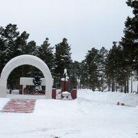 Парк Викуловский, Викулово