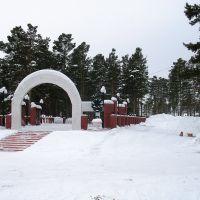 Парк Викулово, Викулово