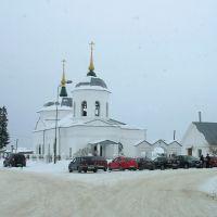Православные, Викулово