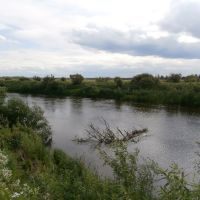 река пышма около п. винзили, Винзили