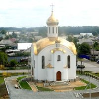 Церковь г.Голышманово, Голышманово