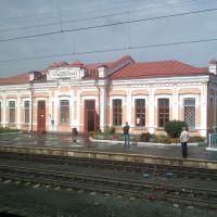 Станция Голышманово, 27 August 2011, Голышманово