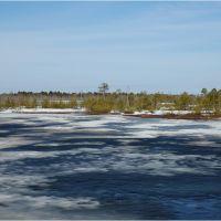 Весенний лёд, Заводопетровский