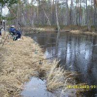 Рыбалка на язя, Заводопетровский