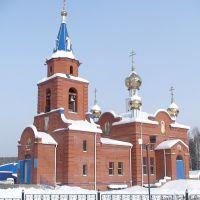 Новый Храм г. Заводоуковск, Заводоуковск