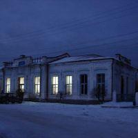 ЖД Вокзал, Заводоуковск