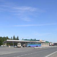 Автовокзал, Заводоуковск