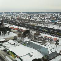 вид с высоты(февраль2012) 1-е фото из 8, Заводоуковск