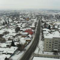 вид с  высоты (февраль 2012) 4-е фото из 8, Заводоуковск