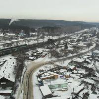 вид с высоты (февраль 2012) 7-е фото из 8, Заводоуковск