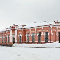 Вокзал, Заводоуковск