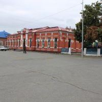 Заводоуковск, железнодорожный вокзал (2011), Заводоуковск