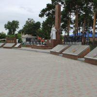 Заводоуковск, памятник., Заводоуковск