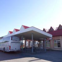 Исетское. Автовокзал, Исетское