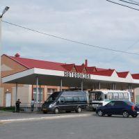 Автовокзал/Bus Station, Исетское