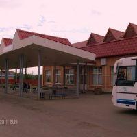 Автостанция, Исетское