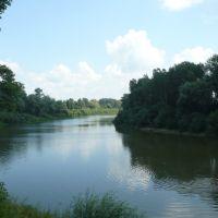 Река Ишим, Ишим