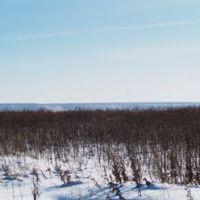 Зимний панорам, Ишим