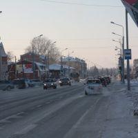 Зима 2012, Ишим