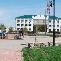 Центральная площадь, Казанское
