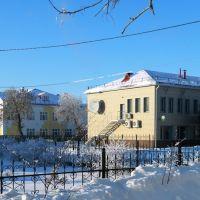 Сбербанк и музыкальная школа, Казанское