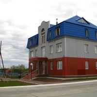 """Административное здание """"Севернефтегазпром"""" в Красноселькупе, Красноселькуп"""