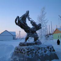 Памятник, Красноселькуп