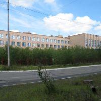 Школа №3, Лабытнанги