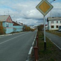 улица, Лабытнанги