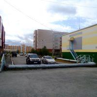 Поселок Лабытнанги. Август 2010 года., Лабытнанги