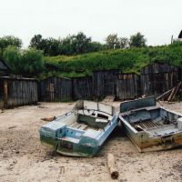 old boats, Мужи