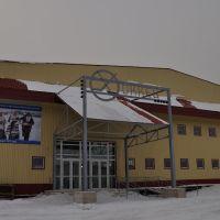 Ice Sport Palace, Мужи