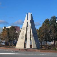 Памятник Героям Великой Отечественной Войны, Надым