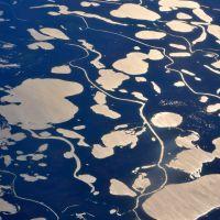 lakes area of northern Siberia, Находка